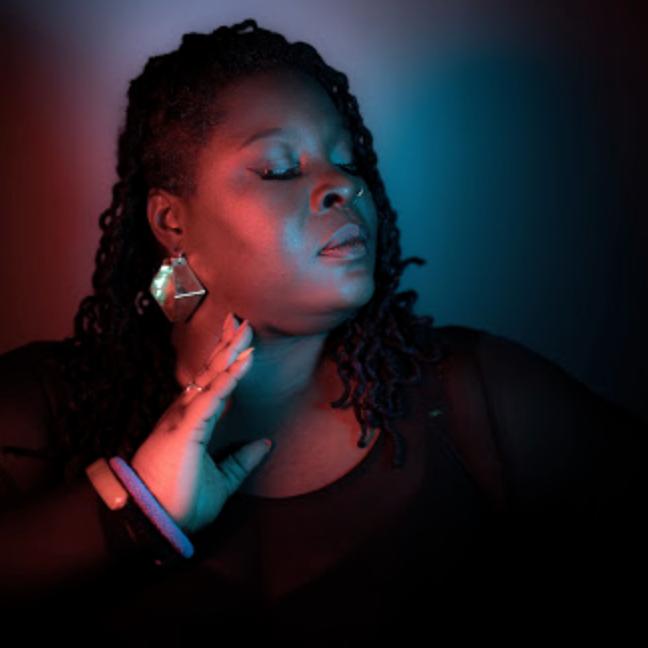 Headshot of Ebony Noelle Golden