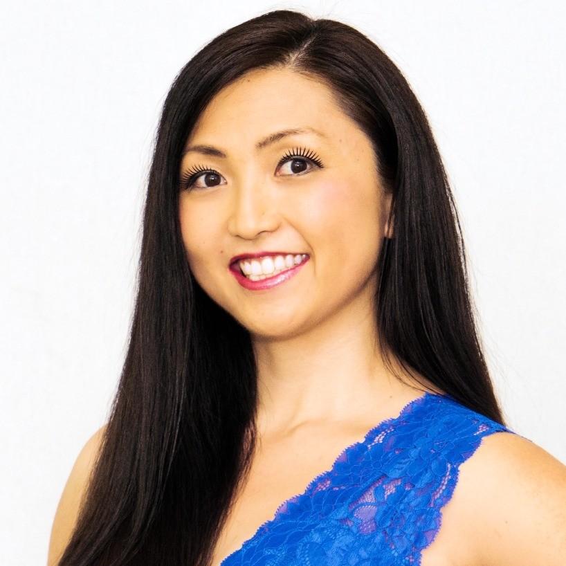 Marisa Hamamoto Headshot